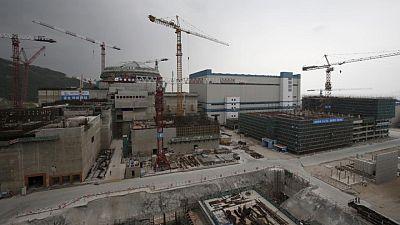 China says radiation levels normal around Taishan reactor