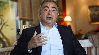 Carlos Ghosn promete una larga lucha para limpiar su nombre
