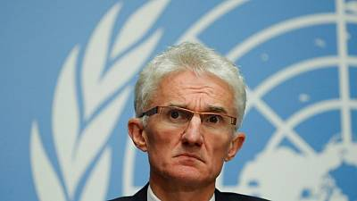 Outgoing U.N. aid chief slams G7 for failing on vaccine plan
