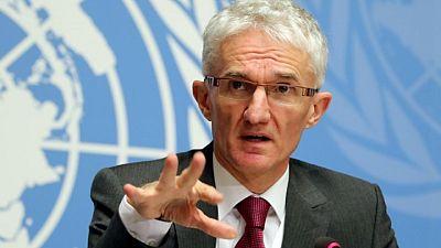 El saliente jefe de temas humanitarios de la ONU critica plan de vacunación del G7