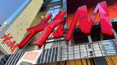 H&M's quarterly sales surge as pandemic restrictions ease