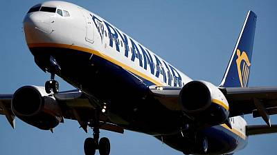 """Ryanair says Belarusian airspace ban is not long term solution after plane """"piracy"""""""