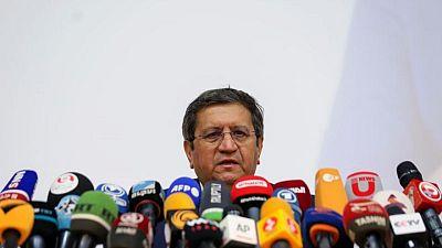 """مرشح رئاسي إيراني معتدل: """"التعايش الإيجابي"""" قد يمهد الطريق لمحادثات مع أمريكا"""