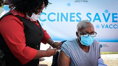 Giving 110%: Eswatini's early rollout of COVID-19 vaccines