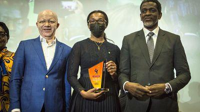 8ème édition des ASCOM 2021 à Abidjan :  Le Grand prix de la Communication RSE décerné à la Fondation BGFIBank