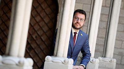 El presidente catalán resta importancia al posible indulto a independentistas y quiere un referéndum