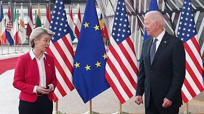 رئيسة المفوضية الأوروبية ترحب بإنهاء أطول نزاع في منظمة التجارة العالمية