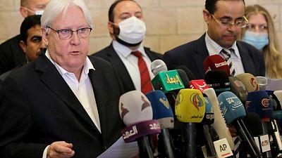 مبعوث الأمم المتحدة المنتهية ولايته لليمن يأمل في نجاح جهود السلام العمانية