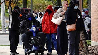 دراسة: خمس ولايات أمريكية كان لديها إصابات بكورونا قبل تسجيل الحالات الأولى