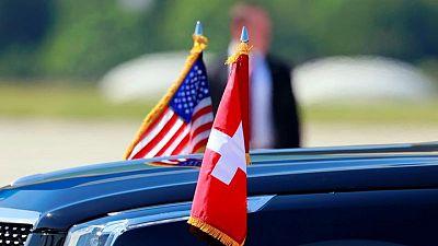 Swiss hail constructive U.S. approach to Iran after Biden talks
