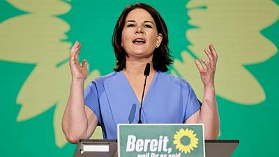 German business lobby group defends its mocking of Greens leader