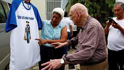 Former Nicaraguan president Enrique Bolanos dies at 93