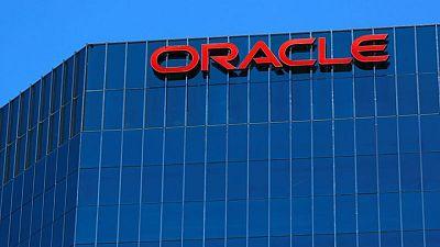 Oracle quarterly revenue beats estimates on cloud boost