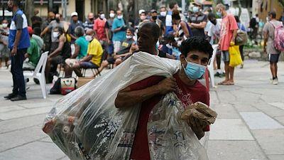 وفيات كورونا في البرازيل تقترب من نصف مليون منذ بدء الجائحة