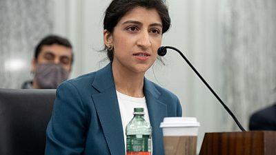Big Tech critic Khan becomes U.S. FTC chair