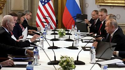 Putin and Biden end summit after less than four hours of talks