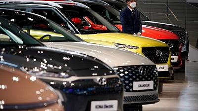 Hyundai Motor Group chases local chipmakers to cut exposure to shortage