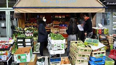 UK inflation rises to 2.1% in May