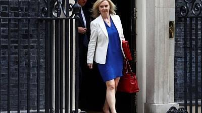 UK tells EU on Northern Ireland: be responsible, be reasonable