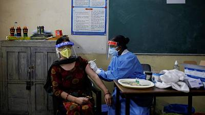 Opposition questions India gov't on doubling vaccine dosing gap