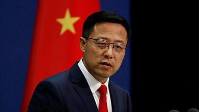 China rejects and deplores U.S.-EU summit criticism