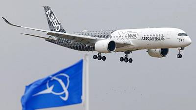 UK's Truss seeks progress with U.S. to end Airbus-Boeing dispute