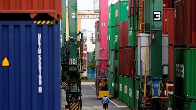 Las exportaciones japonesas tocan récord de 41 años y suben los pedidos de maquinaria