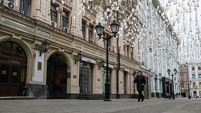 روسيا تسجل 13397 إصابة و396 وفاة جديدة بكورونا