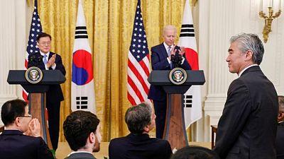 U.S. envoy for N.Korea to visit S.Korea for three-way meeting -S.Korean official