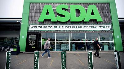 UK regulator accepts new Asda owners offer to sell petrol stations for deal clearance