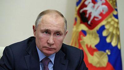 بوتين يصل جنيف قبل اجتماعه مع بايدن