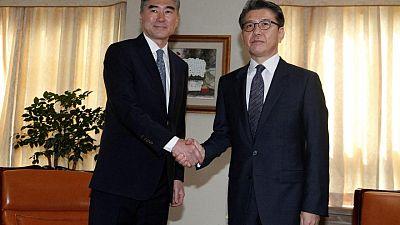 مسؤول كوري جنوبي: المبعوث الأمريكي الخاص بكوريا الشمالية يزور سول لاجتماع ثلاثي