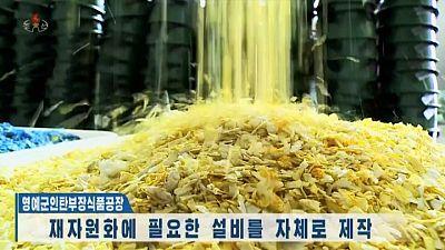 قيود الجائحة والعقوبات تدفع كوريا الشمالية نحو إعادة التدوير