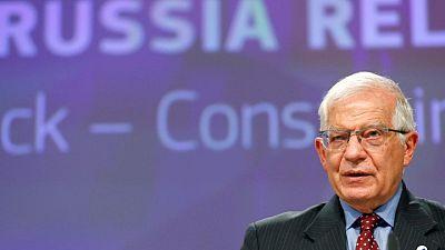 بوريل: تحسن العلاقات بين الاتحاد الأوروبي وروسيا بعيد المنال