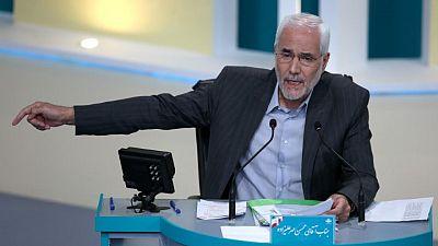 تلفزيون: انسحاب مرشحين مغمورين من سباق انتخابات الرئاسة في إيران