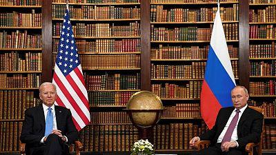 الكرملين: بدء الجولة الثانية من المحادثات بين بوتين وبايدن