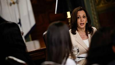 La vicepresidenta de Estados Unidos iniciará una campaña en defensa del derecho a votar