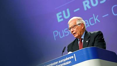 EU's chief diplomat expects ties with Russia to deteriorate further
