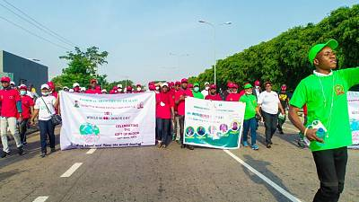 Nigeria commemorates 2021 World Blood Donor Day, targets voluntary donations