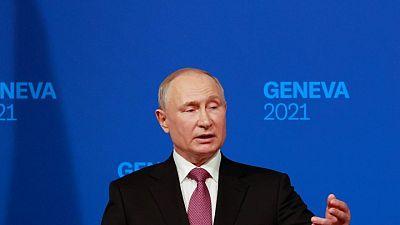 بوتين: روسيا وأمريكا ستبدآن محادثات حول تغييرات محتملة في معاهدة نيو ستارت