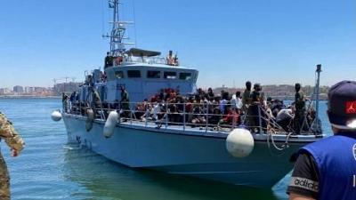IOM and UNHCR Condemn the Return of Migrants and Refugees to Libya