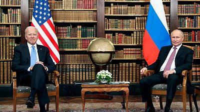 إنترفاكس: بوتين وبايدن يعتمدان إعلانا مشتركا لمنع نشوب حرب نووية