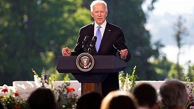 Biden queries China's desire to find origin of coronavirus