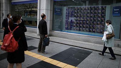 Global Markets: Bonds stung, dollar cheered by sudden hawkish turn at Fed