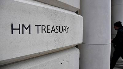 Britain's Treasury gets 1 billion stg windfall from repaid furlough cash - FT