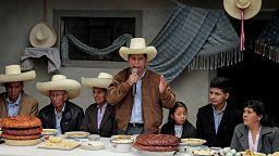 Partidarios de Castillo y Fujimori alistan marchas a la espera de desenlace electoral en Perú