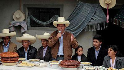 Pedro Castillo: el hijo de campesinos que salta a la presidencia de Perú