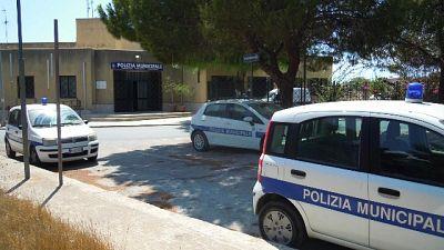 Operazione Polizia locale, in manette due giovani