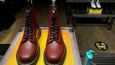 Dr. Martens says brand's strength helped it during pandemic