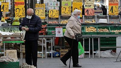 Energy, services boost euro zone inflation in May as expected